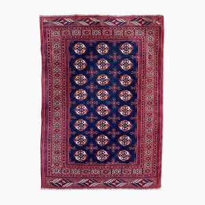 Vintage Afghan Bokhara Rug, 1980s