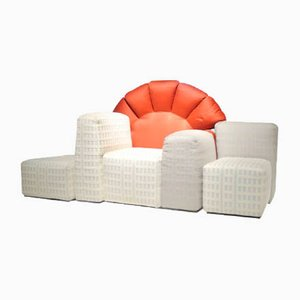 Sunset in New York Sofa by Gaetano Pesce for Cassina, 1980s
