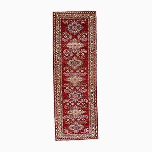 Vintage Afghan Runner Rug, 1990s