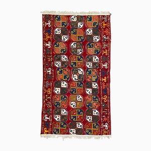 Antiker Usbekischer Wandteppich