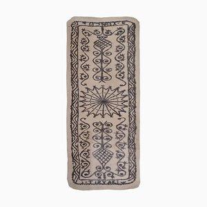 Handgeknüpfter Türkischer Vintage Teppich in Rustic Optik