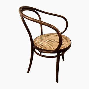 Model 209 Le Corbusier Edition Lounge Chair by Michael Thonet for Thonet, 1940s
