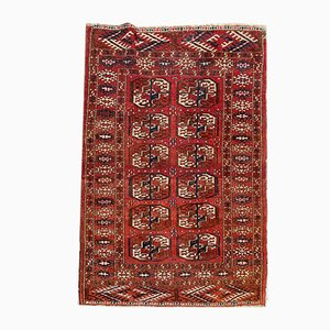 Antique Bokhara Rug, 1920s