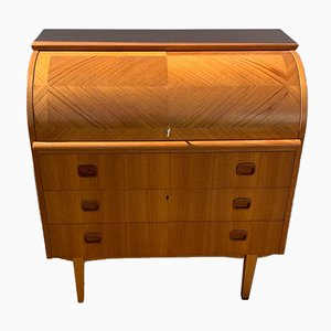 Danish Teak Secretaire from Egon Ostergaad, 1960s