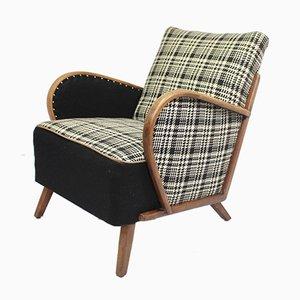 Art Deco Lounge Chair, 1930s