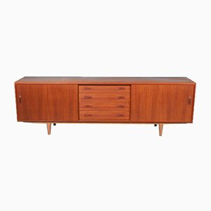 Large Danish Sideboard from Clausen & Søn, 1960s