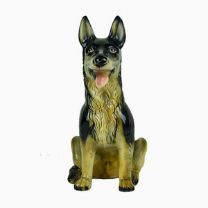German Shepherd Sculpture, 1960s