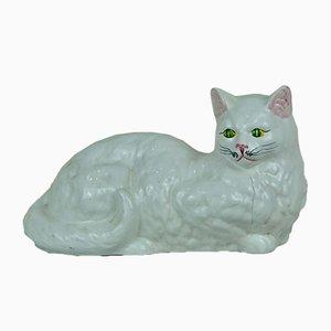 Keramik Katze, 1970er