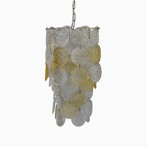 Murano Glass Chandelier from Vistosi, 1960s