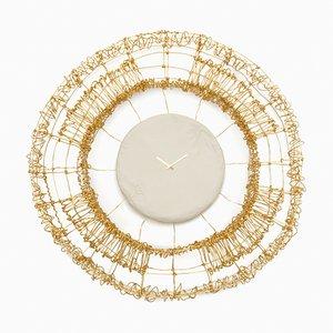 Horloge Murale FF Mini par Kiki Van Eijk & Joost Van Bleiswijk