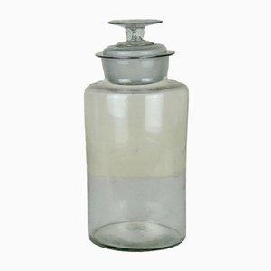 Apothekeglas aus Glas, 1960er