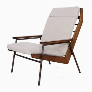 Dutch Model 1611 Lotus Lounge Chair by Rob Parry for Gelderland, 1950s
