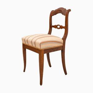 19th Century Biedermeier German Dining Chairs, Set of 6