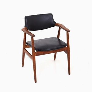 Mid-Century Teak Model GM11 Armchair by Svend Åge Eriksen for Glostrup