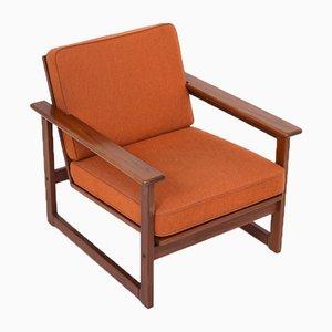 Mid-Century Teak Armchair from Ikea, 1960s