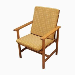 Dänischer Mid-Century Sessel von Børge Mogensen