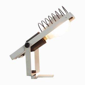 Lampe de Bureau Sintesi Tavolo Morsetto par Ernesto Gismondi pour Artemide, 1976