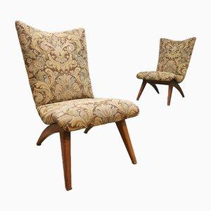 Niederländischer Sessel von G. Van Os für van Os Culemborg, 1950er