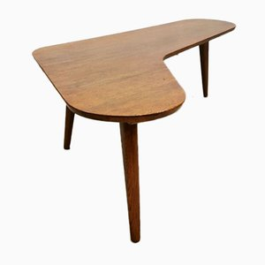 Vintage Dutch Boomerang Coffee Table from Bovenkamp, 1950s