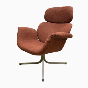 F545 Tulip Lounge Chair by Pierre Paulin for Artifort, 1960s