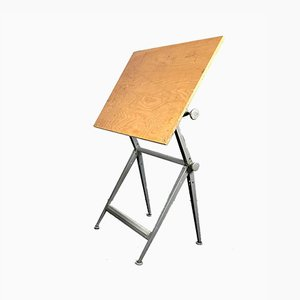 Drawing Table by Friso Kramer for Rietveld Ahrend Circle, 1950s