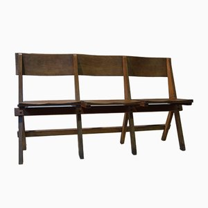 Late Victorian Cinema Folding Seating