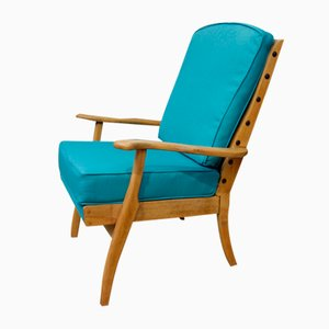 PK 725 Armchair by Parker Knoll, 1960s