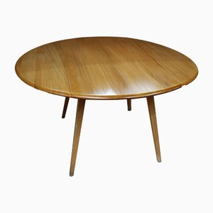 Mid-Century Drop Leaf Dining Table by Ercol