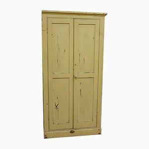 Victorian Two Door Larder Cupboard