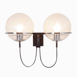 Duo Wandlampe von Raak, 1960er
