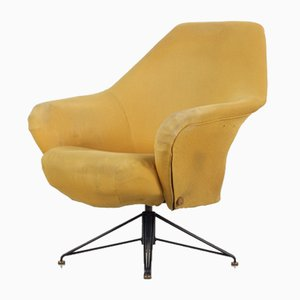 Italian Model P32 Armchair by Osvaldo Borsani for Tecno, 1956