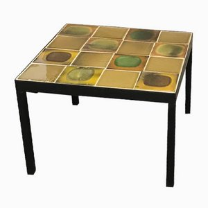 Model Planet Coffee Table by Roger Capron, 1960s