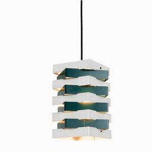 Lampe à Suspension Star Vintage par JJM Hoogervorst pour Anvia, 1960s