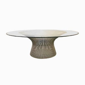 Vintage Coffee Table by Warren Platner, 1970s