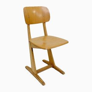Chaises de Salon en Chêne de Casala, Allemagne, 1960s, Set de 8