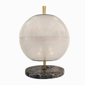 Mid-Century Table Lamps from Galassia, Set of 2