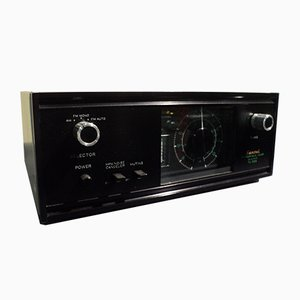 Radio sintonizadora AM / FM modelo TU-555 Stereophonic de Sansui Electric Co., Ltd .; Tokio, años 60