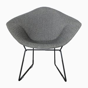 Mid-Century Model 421 Diamond Armchair by Harry Bertoia for Knoll Inc. / Knoll International