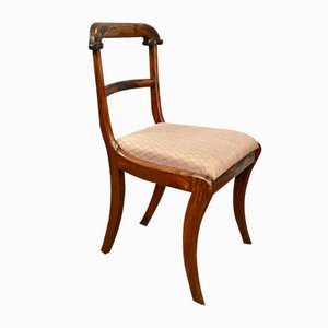 Regency Rosewood Dining Chairs, Set of 6