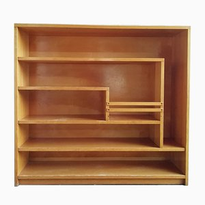 Dutch Modernist Bookcase from Goed Wonen, 1920s