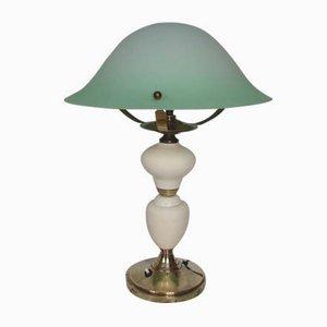 Vintage Tischlampe, 1940er