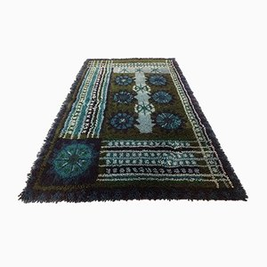 Danish Woolen Carpet from Ege Rya, 1970s