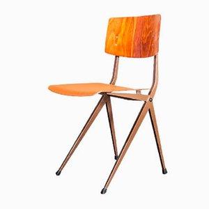 Chaises de Salon S201 par Friso Kramer & Wim Rietveld pour Galvanitas, 1950s, Set de 6