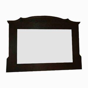 Art Nouveau Industrial Oak Frame