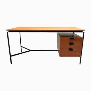 Schreibtisch von Pierre Paulin für Thonet, 1950er