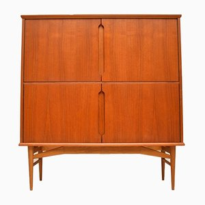 Danish Teak Drinks Cabinet, 1960s