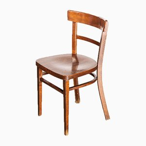 Bentwood Dining Chairs by Thon, 1960s, Set of 8