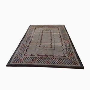 Teppich von Jules Leleu für Maison Leleu, 1950er