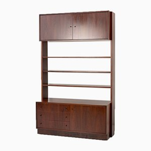 Danish Rosewood Shelf by Poul Cadovius for Cado, 1960s