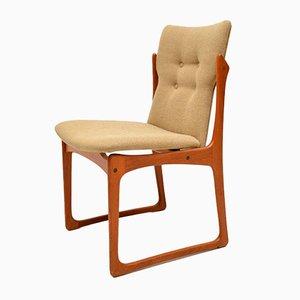 Danish Teak Dining Chairs from Vamdrup Stolefabrik, 1960s, Set of 6